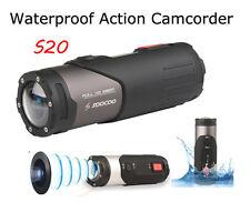 Hd 1080P S20 Sport Dv Dvr Action Helmet Motorcycle Bike Camera with Wifi Ip68