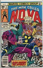 Nova 1976 series # 11 very fine comic book