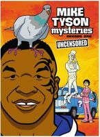 Mike Tyson Mysteries: Season 1 [New DVD] 2 Pack, Dolby