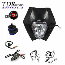 Atomik Thumpstar DHZ Dirt Trail Pit Bike  Rec Reg Lighting Headlight lamp Kit