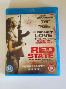 Red State (Thriller...2011 Region B..blu-ray)