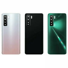 Abdeckung Batterie X Huawei P40 LITE 5G Glas Heckverkleidung +Linse +Klebepads