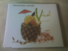 MAKOSSA MAGIC - VIVA! - 3 MIX HOUSE CD SINGLE