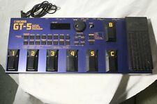 Boss GT-5 Effektprozessor Gitarre & Bass