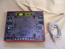 Jameco Valuepro ETS-7000 Digital and Analog Training System missing breadboards