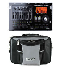 Boss BR-800 BR800 Multitrack Digital Recorder FREE Boss BR-BG Bag New