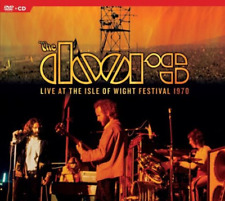 The Doors-Live At The Isle Of Wight Festival 1970 DVD/CD Now Available