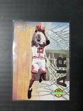 1993-94 Fleer Ultra Famous Nicknames Michael Jordan Air