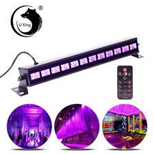 36W UV 12 LED Schwarzlicht Wandwäsche Bühnenbeleuchtung Disco DJ KTV Stage Light