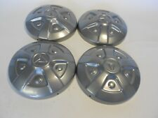 Toyota 2WD Hilux Hub Cap Sets, sandblasted & silver powder painted