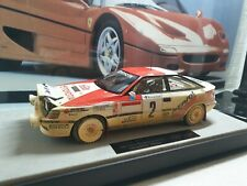 TOP MARQUES / RALLY  - TOYOTA CELICA ST165  - 1:18 SCALE RESIN MODEL - TOP044AD