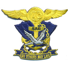 Us Navy Sar Aviation Air Rescue Swimmer Patch