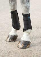Shires Arma Air Motion Brushing Boots, in Black, Horse Boots
