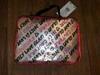 Juicy Couture Makeup Cosmetic Beauty Bag