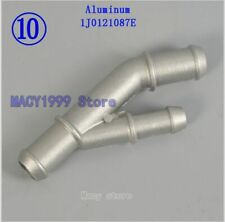 Cast Aluminum Coolant Water hose connector Pipe For  Jetta Golf MK4 AUDI TT 1.8T