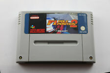 Jeu F1 POLE POSITION 2 pour Super Nintendo SNES version PAL