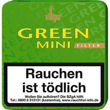 10 x 20er Villiger Green Mini Filter Cigarillos