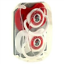 Georgia Bulldogs Baby Pacifiers 2 Pack [NEW] UGA NCAA Infant Newborn- GameDay