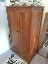 Solid wood wardrobe Sheesham Indian Wood