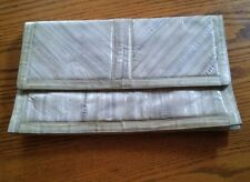 015 Pacific Island Treasures Eel Skin Purse Handbag Clutch Made in Korea