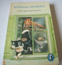 Animal Stories (Puffin Story Books),Ruth Manning-Sanders, Annette Macarthur-Ons