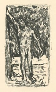 Pierre Bonnard original lithograph  46757868789
