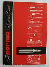 The Norma Beginner's Guide ( Firearm's Safety) 1960's/70's