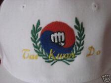 Tae Kwon Do white cap