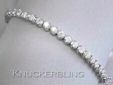Tennis White Gold 18 Carat Fine Diamond Bracelets