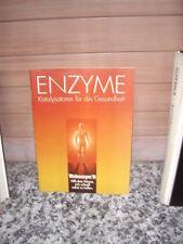 Enzyme, Katalysatoren für die Gesundheit, eine Broschür