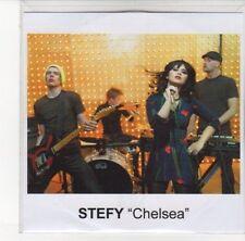 (DL667) Stefy, Chelsea - 2007 DJ CD
