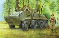 01543 1/35 Scale BTR-60PA Armored Personal Carrier APC Model Trumpeter