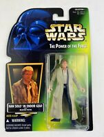 Han Solo Endor Gear Freeze Frame FF Power of the Force POTF Star Wars