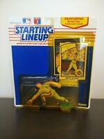 Gregg Jefferies - Starting Lineup New York Mets MLB Kenner Figurine 1990