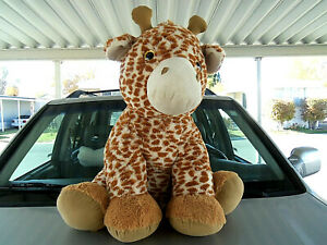 "Giant plush stuffed Giraffe 32"""