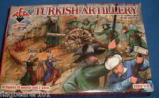 Redbox 72066 turco artillería 16th Century. escala 1/72 De Plástico Sin Pintar