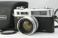 [ MINT w/ Case ・Works ] Yashica Electro 35 GS Film Camera Rangefinder from Japan