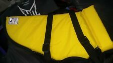 "👀💲✔️Premier Fido Float Yellow Size Small 15"" Light Bright Secure Life Jacket"
