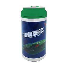 Thunderbirds 500ml Aluminium Thunderbirds 2 Drinks Can - New