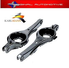 FITS MAZDA 5 MPV 2003> REAR SUSPENSION AXLE SPRING PAN TRACK CONTROL ARMS 2PCES