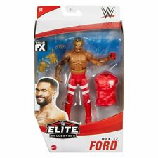 WWE Mattel Elite Collection 81 Street Profits Montez Ford Wrestling Figure