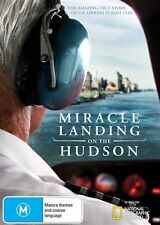 National Geographic - Miracle Landing On The Hudson (DVD, 2014) New  Region 4