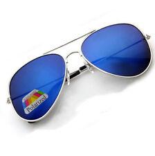 Gafas de sol de mujer azul azul sin marca