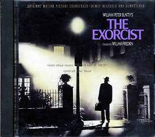 """Lalo Schifrin """"THE EXORCIST"""" soundtrack Warner Home Video Gold CD"""