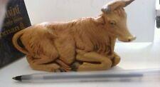 Fontanini Nativity Figure The Seated Ox Original Box