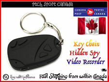 Mini Car Key Chain Spy Video Recorder Hidden Pinhole Camera Camcorder Cam DVR US