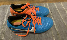 Nike Tiemp Legacy Fg Soccer Cleats Size Us 6 / Eu 38.6