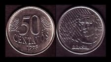 ★★ BRESIL ● 50 CENTAVOS 1995 ● E5 ★★