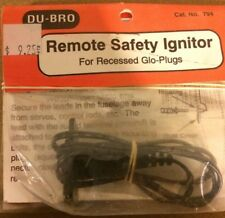Du-Bro #794 Remote Safety Ignitor System for R/C Airplanes
