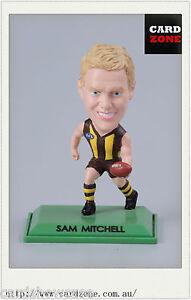 2008 Select AFL STARS COLOR FIGURINE NO.24 Sam Mitchell (Hawthorn) x 2